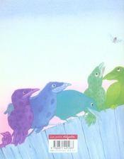 Guerre des couleurs (la) - 4ème de couverture - Format classique