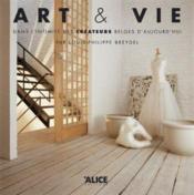 Art & vie - Couverture - Format classique