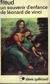Un Souvenir D'Enfance De Leonard De Vinci. Collection : Idees N° 377 - Couverture - Format classique