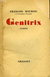 Genitrix. - Couverture - Format classique