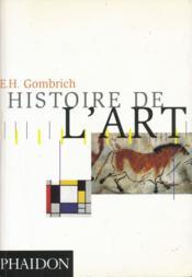 Histoire de l'art - Couverture - Format classique