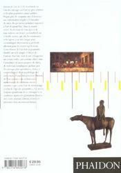 Histoire de l'art - 4ème de couverture - Format classique