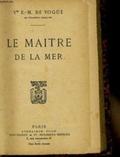 Le Maitre De La Mer - Couverture - Format classique