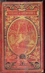 Voyages Et Aventures Autour Du Monde De Robert Kergorieu. - Couverture - Format classique