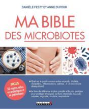 Ma bible des microbiotes - Couverture - Format classique