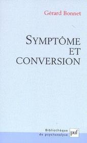 Symptôme et conversion - Intérieur - Format classique