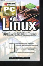 Pc poche linux -f1 - Couverture - Format classique