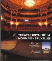 L'Opera De La Monnaie ; Un Chant D'Etoiles - Intérieur - Format classique