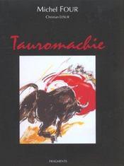 Tauromachie - Intérieur - Format classique
