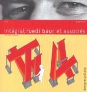 Ruedi Baur - Couverture - Format classique