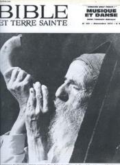 Bible Et Terre Sainte, N° 165, Nov. 1974 - Couverture - Format classique