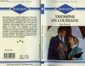 Triomphe En Louisianne - Winner Take All - Couverture - Format classique