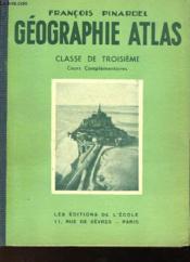 Geographie Atlas - La France Et L'Union Francaise - Couverture - Format classique