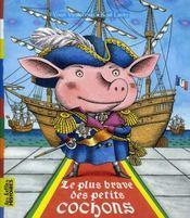 Le plus brave des petits cochons - Intérieur - Format classique