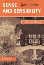 Jane austen. sense and sensibility - Couverture - Format classique