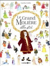 Le grand Molière illustré - Couverture - Format classique