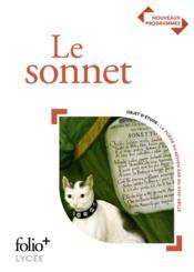 Le sonnet - Couverture - Format classique