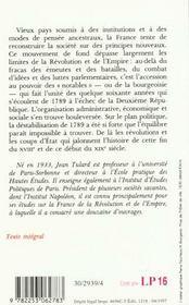 Histoire De France (Tome 4) - 4ème de couverture - Format classique