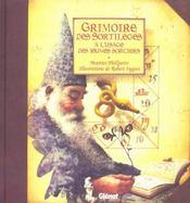 Grimoire des sortilèges à l'usage des jeunes sorciers - Intérieur - Format classique