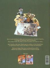 Pitchi poÏ t.2 ; la folie pom'pet - 4ème de couverture - Format classique