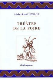 Theatre De La Foire - Intérieur - Format classique