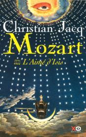 Mozart t4 l aime d isis - Couverture - Format classique