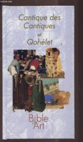 Cantique des cantiques / qohelet-fr - Couverture - Format classique