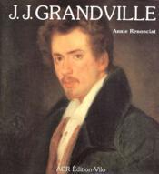 J. J. Grandville - Couverture - Format classique