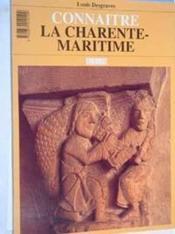 Aed connaitre la charente-maritime - Couverture - Format classique