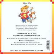 Grande lessive (la) - 4ème de couverture - Format classique