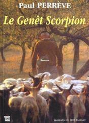 Le genêt scorpion - Intérieur - Format classique