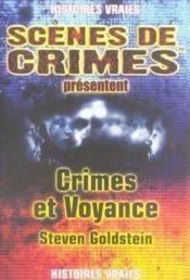 Crimes et voyance - Couverture - Format classique