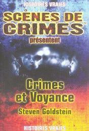 Crimes et voyance - Intérieur - Format classique