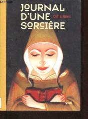 Journal D'Une Sorciere - Couverture - Format classique