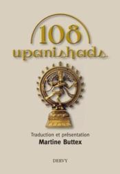 108 upanishads - Couverture - Format classique