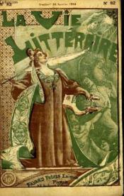 La Belle Madame Cheronee. La Vie Litteraire. - Couverture - Format classique