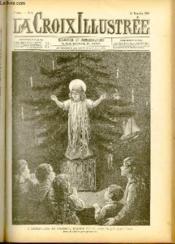 LA CROIX ILLUSTREE N°1 - Première année - L'Enfant-Dieu, en naissant, apporte sur la terre la joie pour tous. - Couverture - Format classique