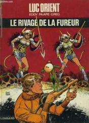 Luc Oirent: Le Rivage De La Fureur - Couverture - Format classique