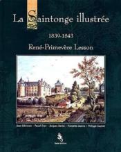 La Saintonge Illustree - Couverture - Format classique