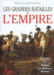 Les Grandes Batailles De L'Empire - Intérieur - Format classique