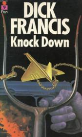 Knock Down - Couverture - Format classique