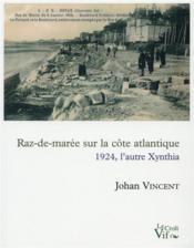 Raz-de-marée sur les côtes atlantiques ; 1924, l'autre Xynthia - Couverture - Format classique