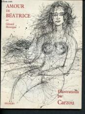 Amour de Béatrice - Couverture - Format classique