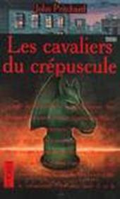 Les Cavaliers Du Crepuscule - Couverture - Format classique
