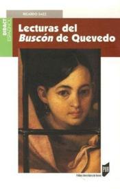 Lecturas del buscón de quevedo - Couverture - Format classique