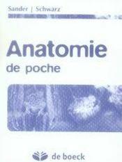 Anatomie de poche - Intérieur - Format classique