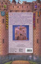Le Grand Chateau Medieval - 4ème de couverture - Format classique