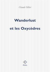 Wanderlust et les oxycèdres - Couverture - Format classique