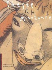 Thesee Et Le Minotaure - Intérieur - Format classique