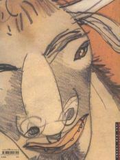 Thesee Et Le Minotaure - 4ème de couverture - Format classique